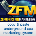Zero Friction Marketing