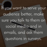 5 Ways to Better Understand Your Audience