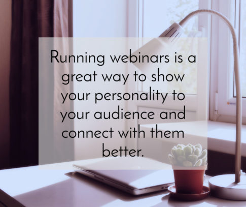 internet marketing webinar personality