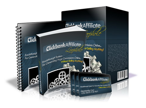 Clickbank Affiliate Loophole