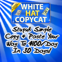 Tim Bekker's Whitehat Copycat – Bonus Offer