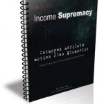 Simon Cad's Income Supremacy [Just $12]