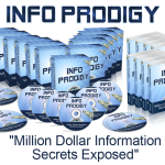 Info Prodigy From Tim Godfrey and Steve Clayton – Make Millions Selling Information