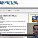 Perpetual Traffic Formula – Questions and Answers Video