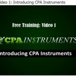 CPA Instruments – Free Training Video