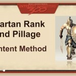 300 Internet Marketers – Spartan Rank and Pillage Training