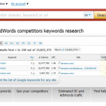 SEMRush – Sizing Up The Competition & Finding Keyword Gems