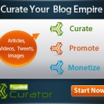 Page One Curator – Powerful Blog Curation Software