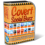 Covert Social Buzz – Powerful Social Sharing Plug-in