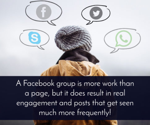 facebook group engagement