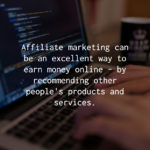 "Is Affiliate Marketing ""Right"" for Your Site?"