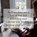 Pros and Cons of Automated (Pre-Recorded) Webinars