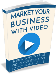 The following are just a few types of videos you can create to grow your business.