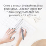 5 Tips for Writing Your Blog Posts