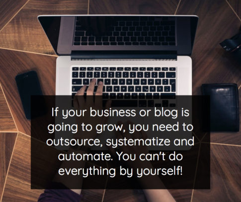 outsource to grow