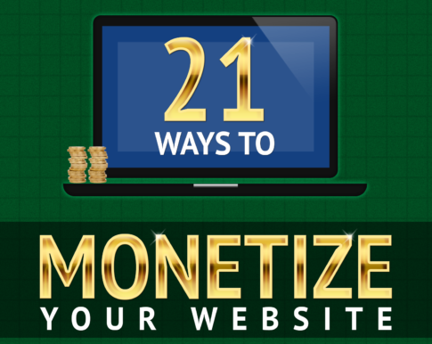 21 Ways to Monetize your website